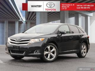 Used 2015 Toyota Venza FA28 for sale in Whitby, ON