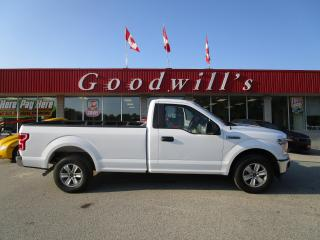 Used 2019 Ford F-150 XL! CLEAN CARFAX! LOW, LOW KM'S! for sale in Aylmer, ON