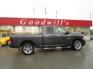 Used 2017 RAM 1500 EXPRESS! CLEAN CARFAX! for sale in Aylmer, ON