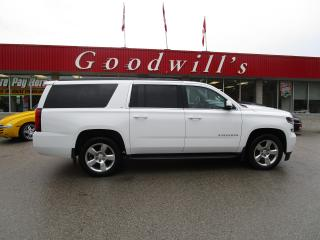 Used 2015 Chevrolet Suburban LT! 7 PASS! DUAL DVD'S! REMOTE START! for sale in Aylmer, ON