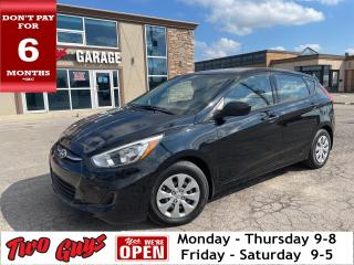 Used 2017 Hyundai Accent GL | Auto | Bluetooth | Power Group | for sale in St Catharines, ON