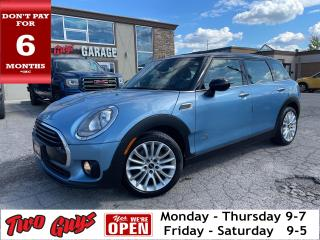 Used 2017 MINI Cooper Clubman Clubman All4 | Panoroof | Auto | Leather | 5Pass | for sale in St Catharines, ON