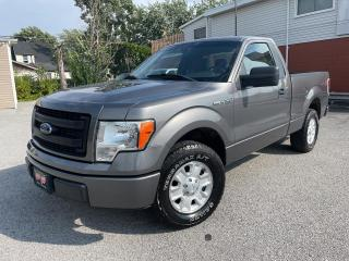 Used 2013 Ford F-150 STX | Reg Cab 3.7L | Great Tires | WOW KMS | for sale in St Catharines, ON