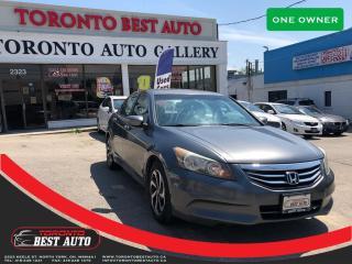 Used 2012 Honda Accord Sedan |ONE OWNER| EX| for sale in Toronto, ON