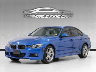 Used 2017 BMW 3 Series 330i xDrive. M SPORT PACKAGE. Pano, Driver Assist, Loaded! for sale in Concord, ON
