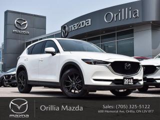 Used 2018 Mazda CX-5 GT for sale in Orillia, ON