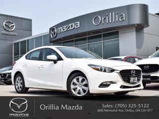 Used 2018 Mazda MAZDA3 UNKNOWN for sale in Orillia, ON