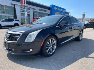 Used 2017 Cadillac XTS Livery Package for sale in Brampton, ON