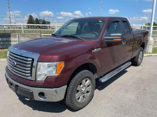 Used 2010 Ford F-150 XLT for sale in Brampton, ON