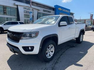 Used 2015 Chevrolet Colorado 4WD LT for sale in Brampton, ON