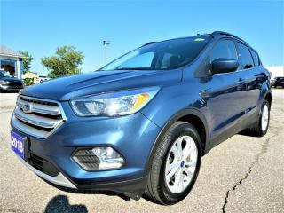 Used 2018 Ford Escape SE   Blind Spot Monitor   Adaptive Cruise   Navigation for sale in Essex, ON