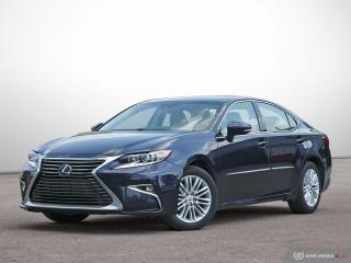 Used 2017 Lexus ES 350 Base for sale in Ottawa, ON