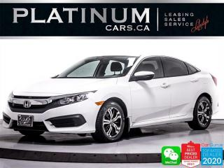 Used 2016 Honda Civic LX,AUTOMATIC,HEATED SEATS,BLUETOOTH for sale in Toronto, ON