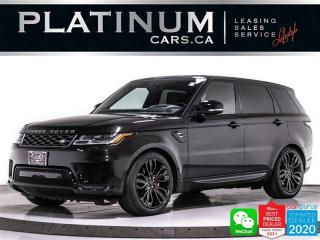 Used 2018 Land Rover Range Rover Sport Supercharged ,V8 ,518HP ,REAR ENTERTAINMENT ,PANO for sale in Toronto, ON