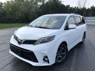 Used 2020 Toyota Sienna SE AWD for sale in Cayuga, ON