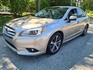 Used 2015 Subaru Legacy 4dr Sdn 2.5i w/Limited Pkg   GPS Navigation   Back for sale in Mississauga, ON
