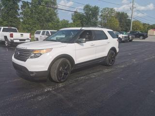 Used 2015 Ford Explorer XLT for sale in Madoc, ON