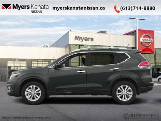 Used 2015 Nissan Rogue S  -  SiriusXM - Low Mileage for sale in Kanata, ON