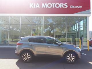 New 2017 Kia Sportage EX for sale in Charlottetown, PE