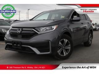 Used 2021 Honda CR-V LX 2WD   CVT   Android Auto/Apple CarPlay for sale in Whitby, ON