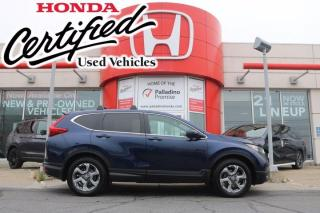 Used 2019 Honda CR-V EX-L - HONDA CERTIFIED - RATES STARTING AT 3.69% OAC - for sale in Sudbury, ON
