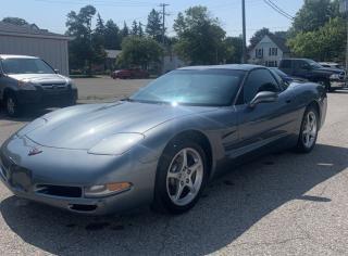 Used 2004 Chevrolet Corvette for sale in Aylmer, ON