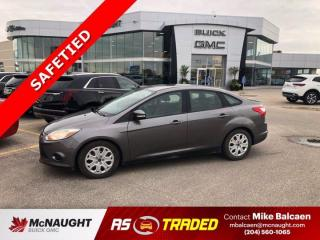 Used 2014 Ford Focus SE for sale in Winnipeg, MB