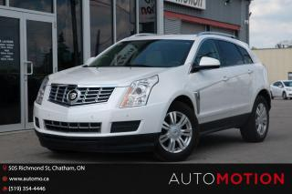Used 2015 Cadillac SRX Luxury for sale in Chatham, ON