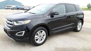 Used 2018 Ford Edge SEL for sale in Elie, MB