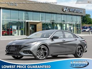 New 2022 Hyundai Elantra 1.6T N-Line Auto - DEMO for sale in Port Hope, ON
