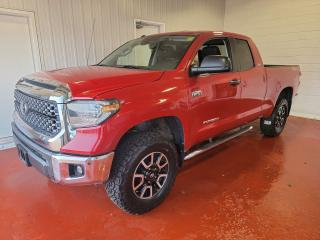 Used 2018 Toyota Tundra SR5 Plus TRD OFF ROAD 4x4 for sale in Pembroke, ON