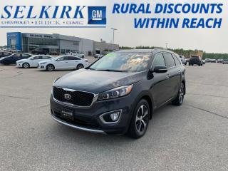 Used 2018 Kia Sorento EX for sale in Selkirk, MB