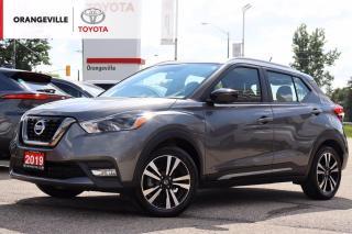 Used 2019 Nissan Kicks SR FWD for sale in Orangeville, ON
