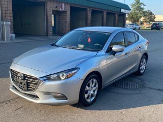 Used 2018 Mazda MAZDA3 GX AUTO for sale in Caledon, ON