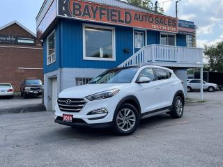 Used 2018 Hyundai Tucson Luxury AWD **Leather/Pano Roof/Navigation** for sale in Barrie, ON