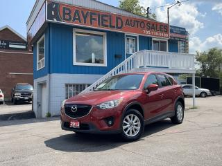 Used 2013 Mazda CX-5 GS AWD **Sunroof/Heated Seats/Only 109k!!** for sale in Barrie, ON