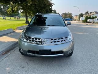 Used 2006 Nissan Murano SE for sale in Kelowna, BC