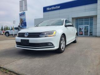 Used 2015 Volkswagen Jetta Sedan HIGHLINE/LEATHER/SUNROOF/HEATEDSEATS/NAV for sale in Edmonton, AB