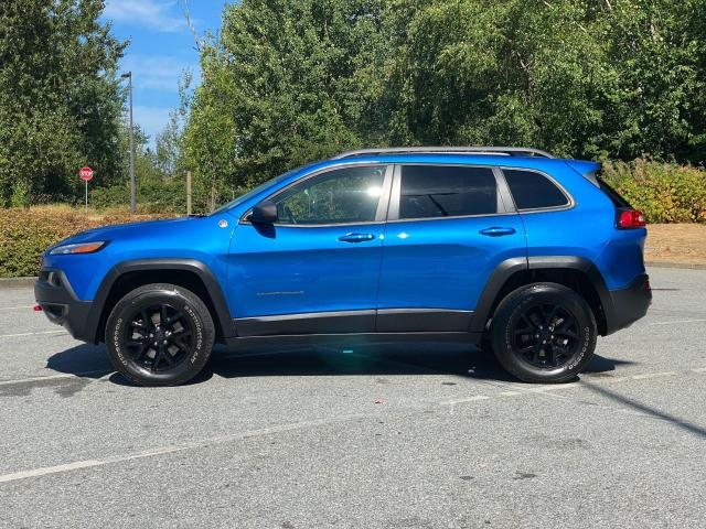 2017 Jeep Cherokee Trailhawk Photo1