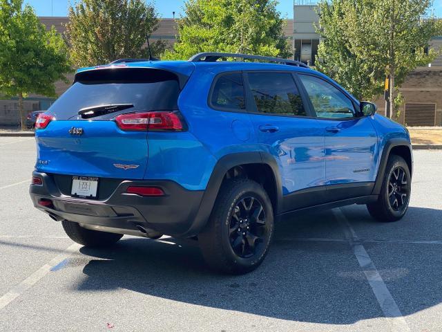 2017 Jeep Cherokee Trailhawk Photo6