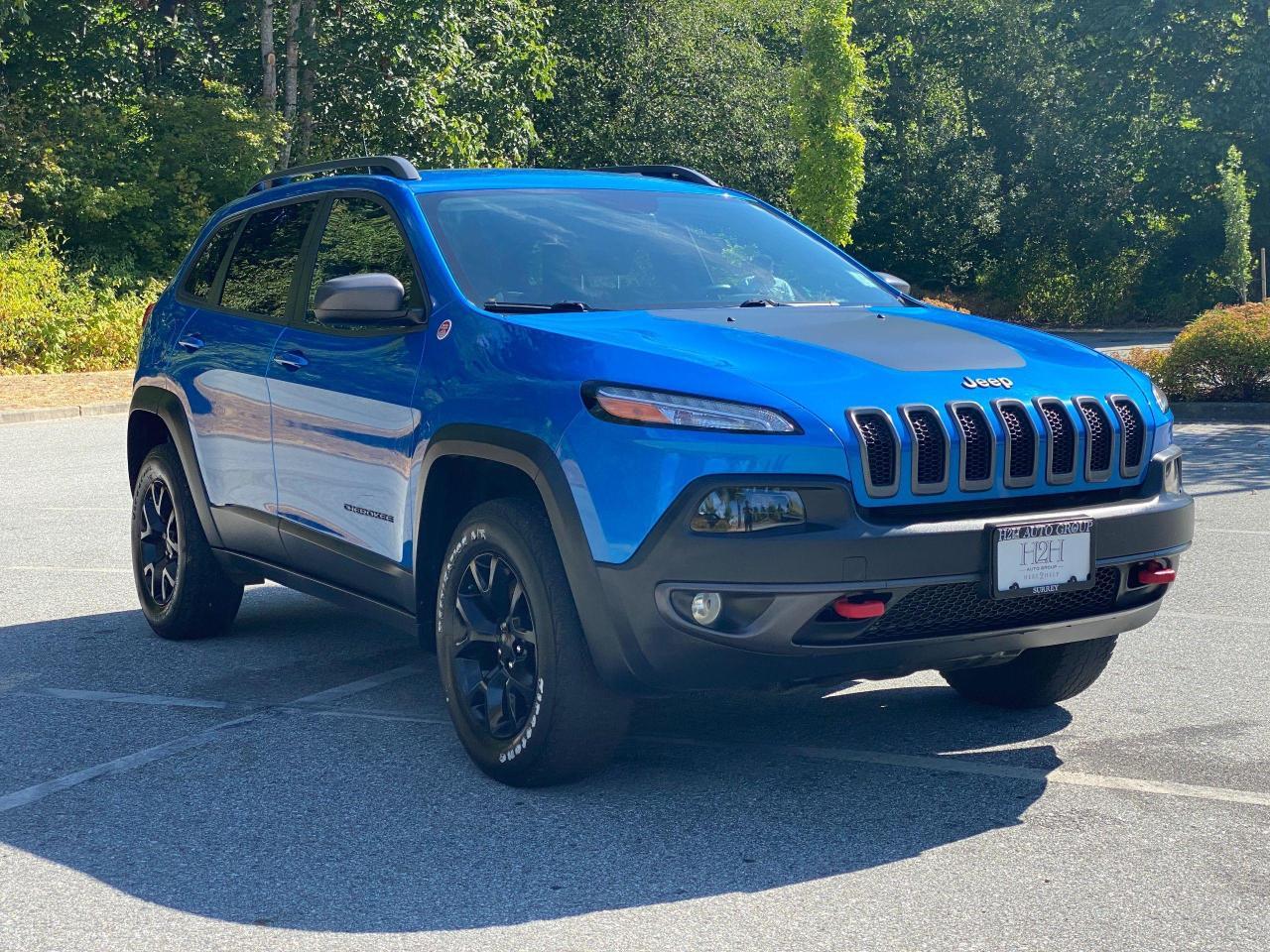 2017 Jeep Cherokee Trailhawk Photo9