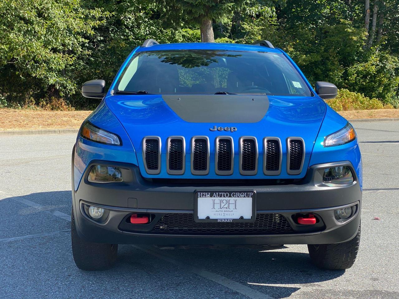 2017 Jeep Cherokee Trailhawk Photo10