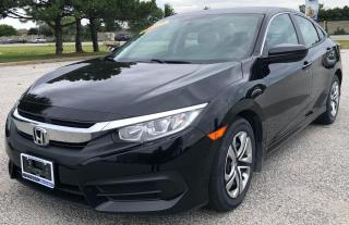 Used 2018 Honda Civic LX for sale in Windsor, ON