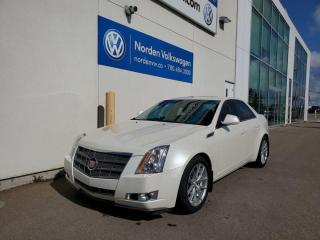 Used 2008 Cadillac CTS FULL LEATHER | PANORAMIC ROOF | LOADED! 2 SETS OF TIRES/RIMS for sale in Edmonton, AB