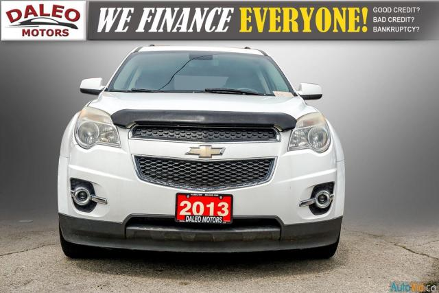 2013 Chevrolet Equinox LT / AWD /  BACK UP CAM / ROOF LUGGAGE Photo3