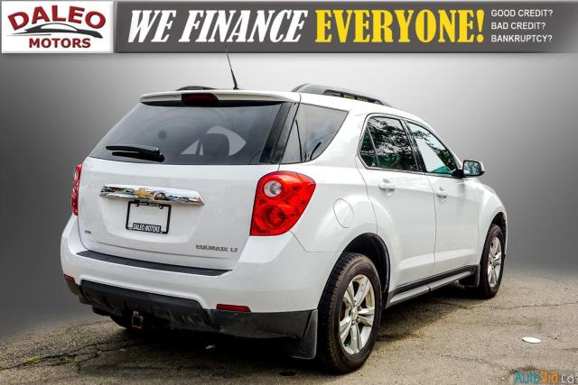 2013 Chevrolet Equinox LT / AWD /  BACK UP CAM / ROOF LUGGAGE Photo6