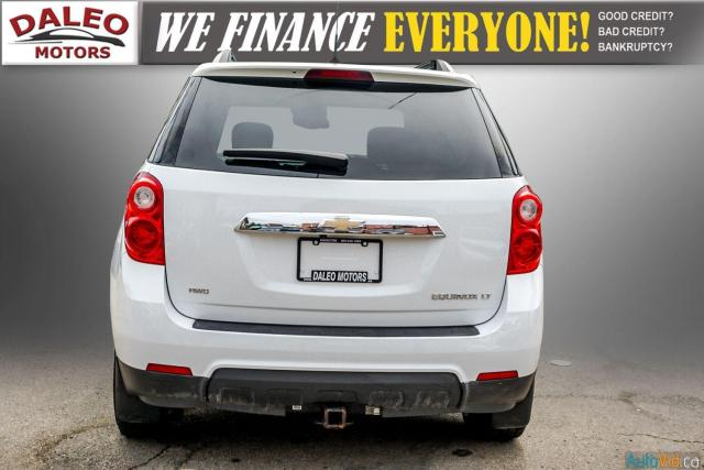 2013 Chevrolet Equinox LT / AWD /  BACK UP CAM / ROOF LUGGAGE Photo7