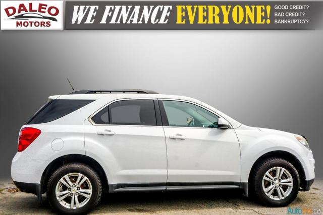 2013 Chevrolet Equinox LT / AWD /  BACK UP CAM / ROOF LUGGAGE Photo8
