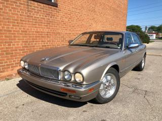 Used 1995 Jaguar XJ NO ACCIDENT, VANDEN PLA,VERY CLEAN SAFETY,WARRANTY for sale in Oakville, ON