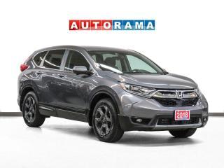 Used 2018 Honda CR-V EX AWD Sunroof Backup Camera Heated Seats for sale in Toronto, ON